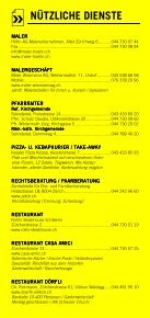 Infomerkblatt Schlieren - Seite 7