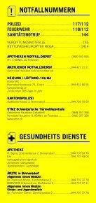 Infomerkblatt Birmensdorf / Aesch - Seite 2