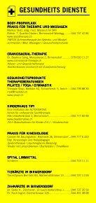 Infomerkblatt Birmensdorf / Aesch - Seite 3