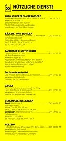 Infomerkblatt Birmensdorf / Aesch - Seite 4