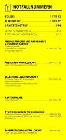 Infomerkblatt Bezirk Einsiedeln  - Seite 2