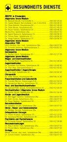 Infomerkblatt Bezirk Einsiedeln  - Seite 3