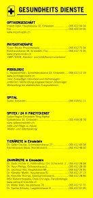 Infomerkblatt Bezirk Einsiedeln  - Seite 5