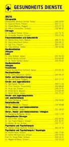 Infomerkblatt Fürstentum Liechtenstein (Vaduz) - Seite 5