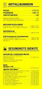 Infomerkblatt Uzwil und Umgebung - Seite 2
