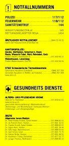 Infomerkblatt Appenzeller Vorderland - Seite 2