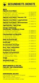 Infomerkblatt Appenzeller Vorderland - Seite 3