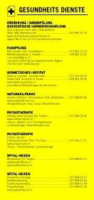 Infomerkblatt Appenzeller Vorderland - Seite 4
