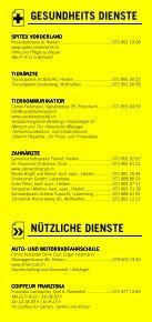 Infomerkblatt Appenzeller Vorderland - Seite 5