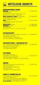 Infomerkblatt Appenzeller Vorderland - Seite 7