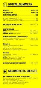 Infomerkblatt Steinach / Horn / Tübach / Berg - Seite 2