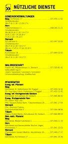 Infomerkblatt Steinach / Horn / Tübach / Berg - Seite 5
