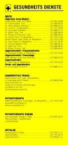 Infomerkblatt St. Margrethen und Umgebung - Seite 3