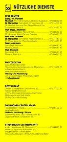 Infomerkblatt St. Margrethen und Umgebung - Seite 6