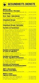 Infomerkblatt WIL SG / BRONSCHHOFEN / ROSSRÜTI / ZÜBERWANGEN / ZUZWIL - Seite 5