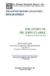 Bicknell - Life of Dr. John Clarke - citizen hylbom blog