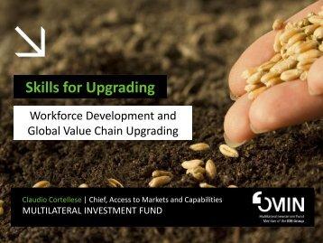 Skills for Upgrading