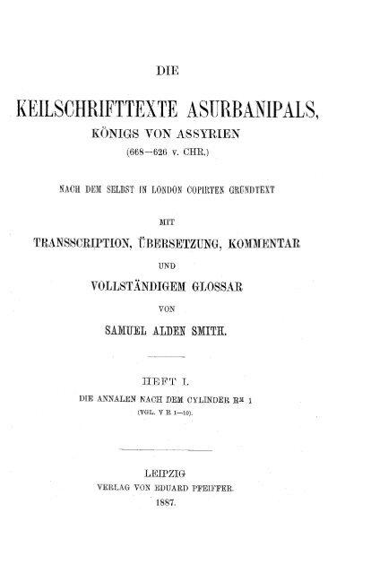 R303244der Weihnachten.Keilschrifttexte Asurbanipals