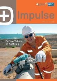 Défis offshore en Australie - Applus RTD