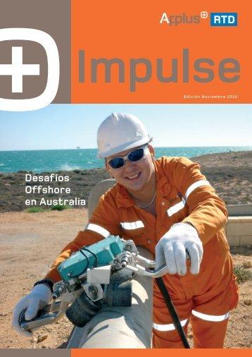 Desafíos Offshore en Australia - Applus RTD