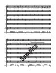 View the SATB Ensembles Book Sample - Themes & Variations - Page 4