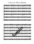 View the SATB Ensembles Book Sample - Themes & Variations - Page 5