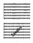 View the SATB Ensembles Book Sample - Themes & Variations - Page 6