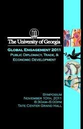 Global Engagement 2011 - Office of International Education ...