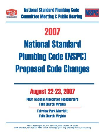 revised national plumbing code of the philippines pdf