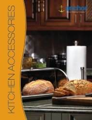 KITCHEN ACCESSORIES - Anchor Hocking