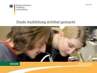 Duale Ausbildung sichtbar gemacht - IHK Pfalz