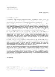 20130409 joint NGO letter MSY fisheries ministers - Greenpeace