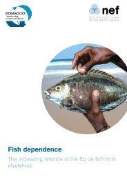 Fish dependence - Ocean2012