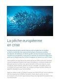 Transformer les Pêcheries Européennes - Ocean2012 - Page 3