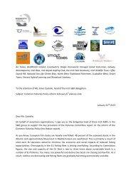An Taisce, BirdWatch Ireland, Coastwatch, Dingle ... - Ocean2012