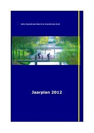 B4Jaarplan 2012 ZaanstreekNZ.pdf - Besluitvorming - Gemeente ...