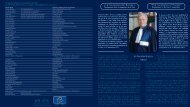 The Conscience of Europe (Encart 2011) - European Court of ...