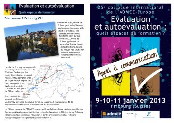 120322-Flyer appel-communication - Blog @unifr - Université de ...