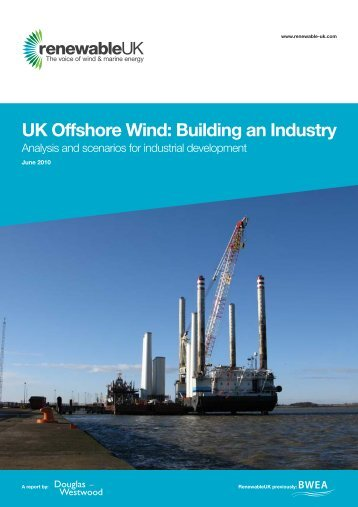UK Offshore Wind: Building an Industry - Greater New Bedford ...
