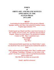Death Notices and Obituaries in the Buffalo News