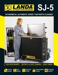 SJ-5 Spec Sheet 8/99 - Boydco.com