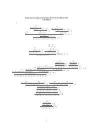 Eksam ainest Loogika arvutiteaduses WAI 3720 8.1.2003 ... - Cs.ioc.ee