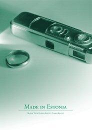 Made in Estonia - Cs.ioc.ee