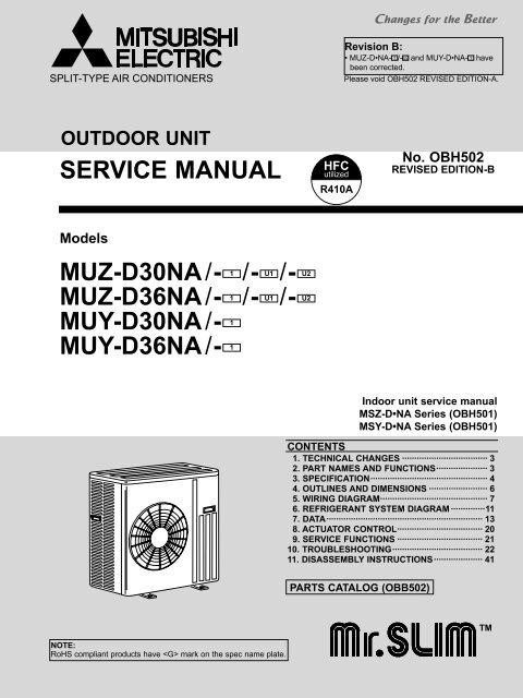 Tremendous Mitsubishi R410A Wiring Diagram Online Wiring Diagram Wiring 101 Akebretraxxcnl