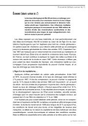 ÉCONOMIE (DÉBATS AUTOUD DE L - Hussonet