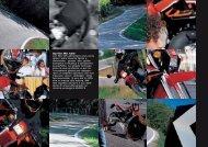 Aprilia MX 125: con MX 125 affrontare una curva dopo l'altra diventa ...