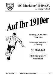 Auf Ihr 1910er Nr-01-06-07 - SC Markdorf 1910 eV