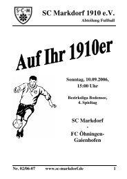 Auf Ihr 1910er Nr-02-06-07 2 - SC Markdorf 1910 eV