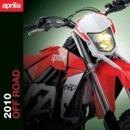 brochure - 2010 OFF ROAD - Aprilia