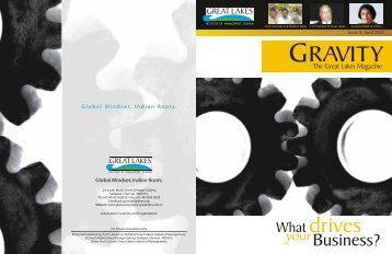 Fourth Edition - Great Lakes Institute of Management